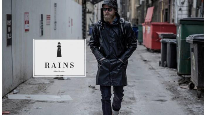 plastenka rains jacket
